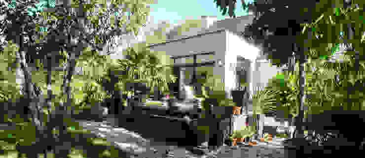 Moderne huizen van BERNIER ARCHITECTE Modern