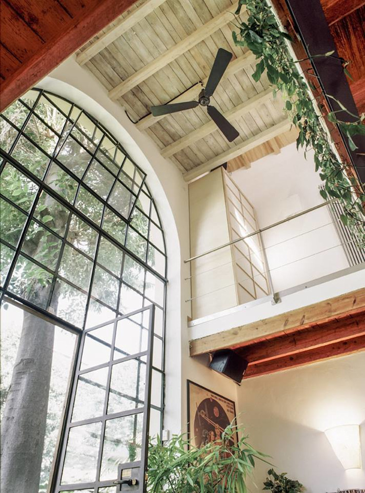 orlandini design sas Industrial style windows & doors