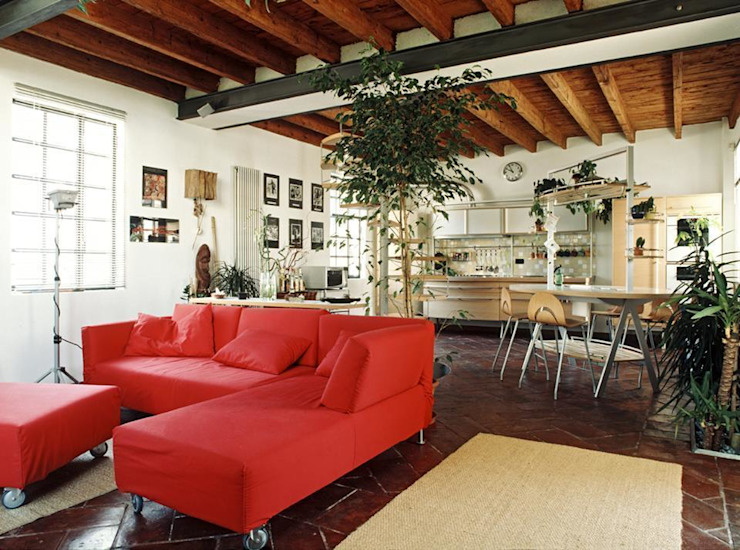 orlandini design sas Living room
