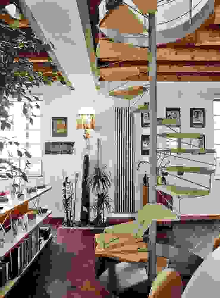 la casa serra Sala da pranzo eclettica di orlandini design sas Eclettico