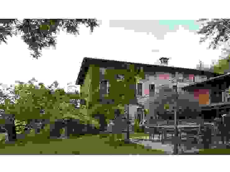 Residenza di campagna Giardino eclettico di Studio Maggiore Architettura Eclettico