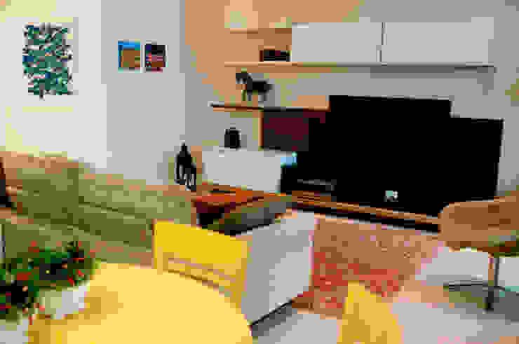 Salas de estilo ecléctico de ArchDesign STUDIO Ecléctico