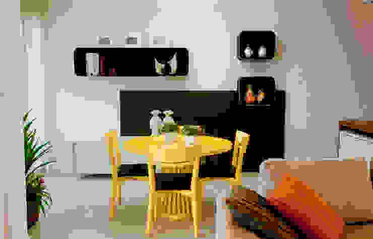 Столовая комната в эклектичном стиле от ArchDesign STUDIO Эклектичный