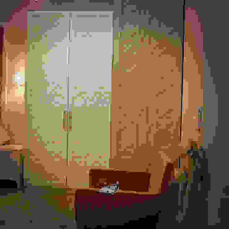 NAZARİ FAMİLY HOUSE/İSTANBUL/TURKEY Modern Yatak Odası Gizem Kesten Architecture / Mimarlik Modern