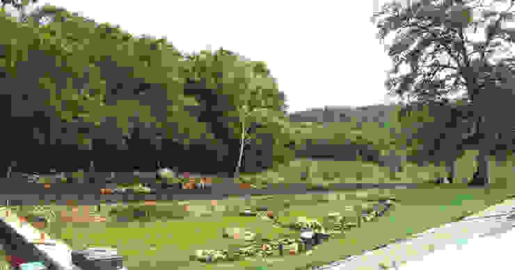 Agriturismo ad Orvieto Hotel in stile rurale di Lugo - Architettura del Paesaggio e Progettazione Giardini Rurale