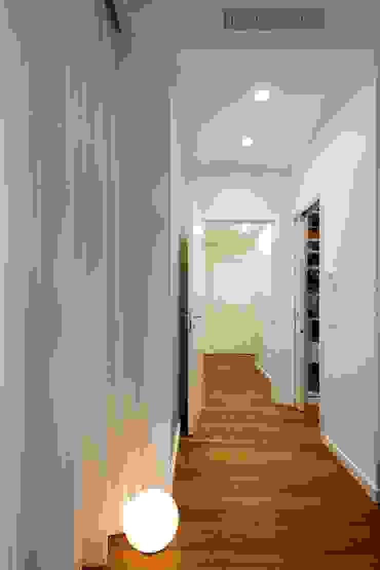 Appartamento alla Caffarella – Roma Camera da letto moderna di Archifacturing Moderno