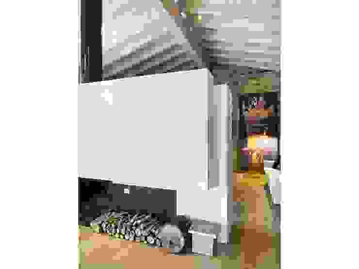 Maison bamboo Soggiorno minimalista di Studio Maggiore Architettura Minimalista