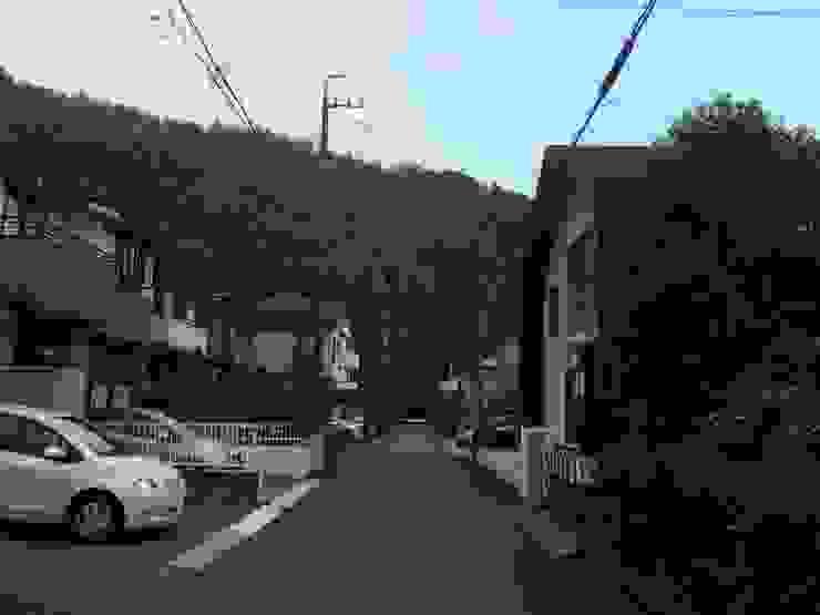 羽鳥の家 House in Hatori モダンな 家 の 一級建築士事務所 本間義章建築設計事務所 モダン