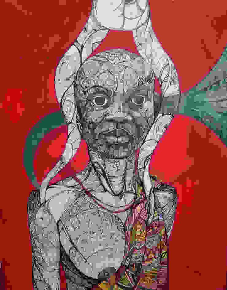 Африка от Dariya Dranishnikova Колониальный