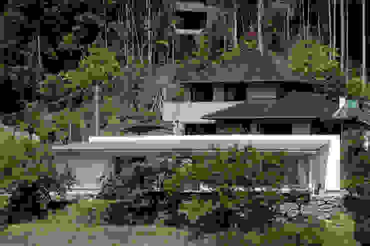 m annex モダンな 家 の 長谷雄聖建築設計事務所 モダン