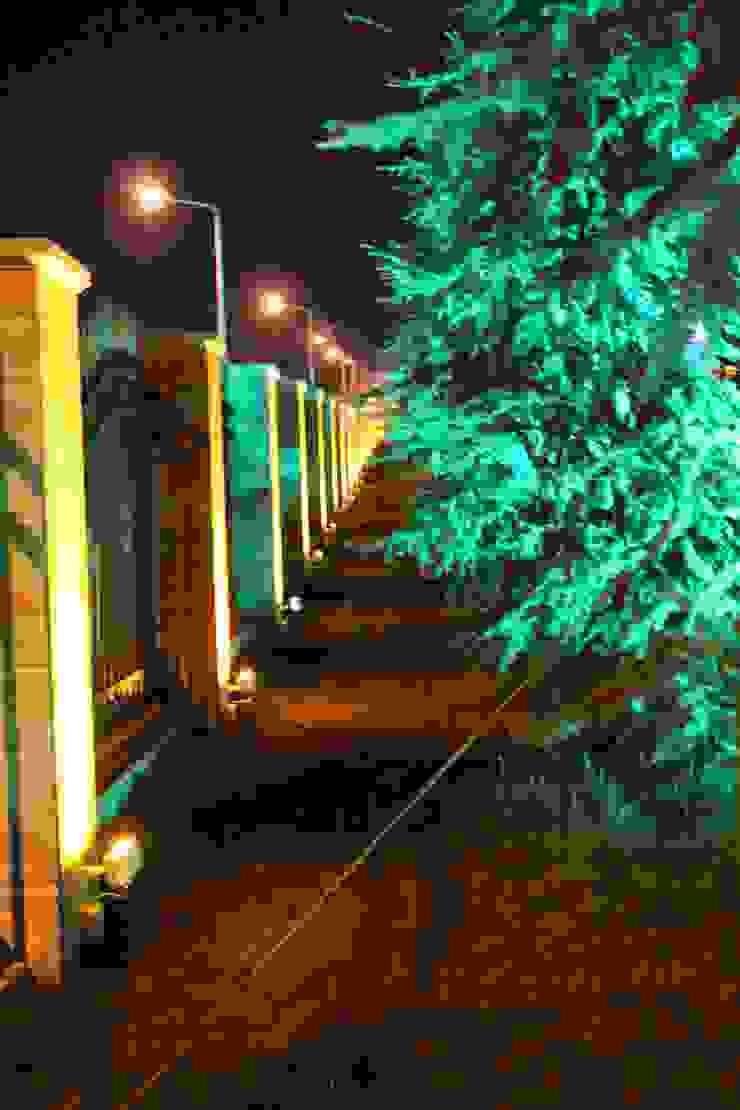 HAYDAR ALİYEV PARKI Akdeniz Bahçe BAYTAŞ LIGHTING PROJECT CONTRACT MANUFACTURING INDUSTRY LTD. INC.CO. Akdeniz