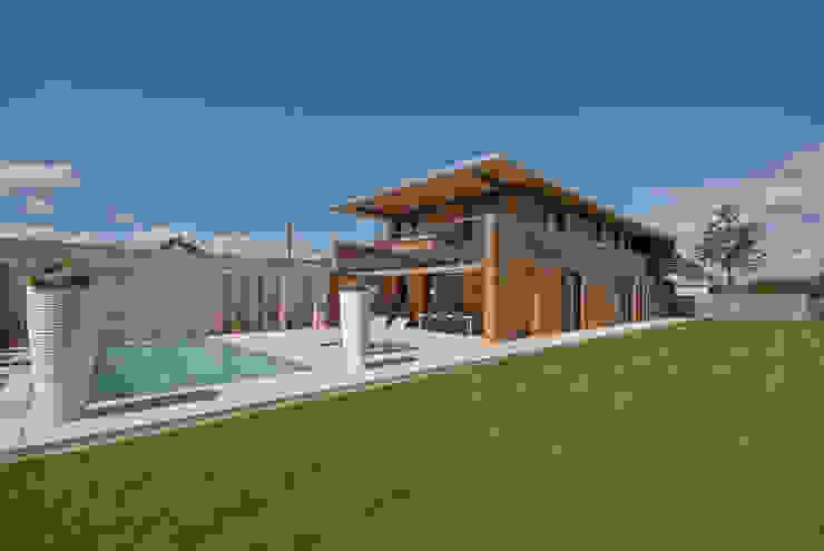 Garden by Grossmann Architekten, Modern