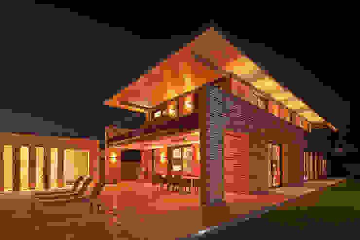 Piscinas de estilo moderno de Grossmann Architekten Moderno
