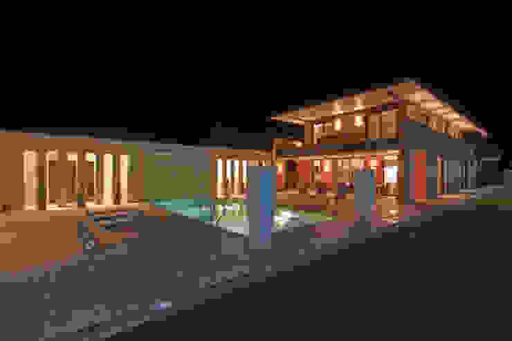 Privathaus Schutterwald Moderne Pools von Grossmann Architekten Modern