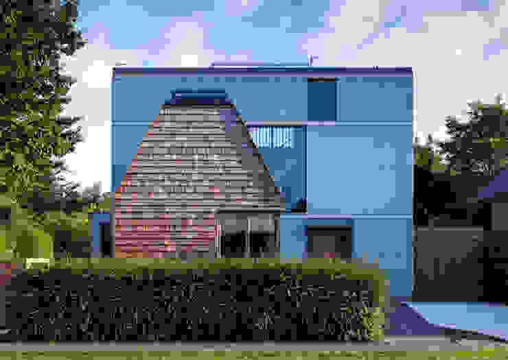 Cavendish Skandynawskie domy od Mole Architects Skandynawski