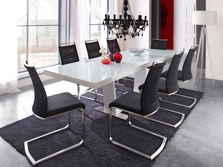 Stół rozkładany MILDRED Nowoczesna jadalnia od mebel4u Nowoczesny