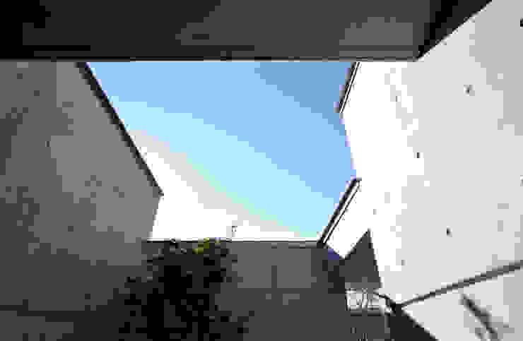 地平線の家 モダンな 家 の 片倉隆幸建築研究室 モダン
