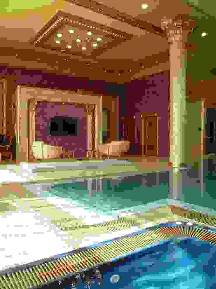 anticastyle.ru Бассейн в классическом стиле от Antica Style Классический