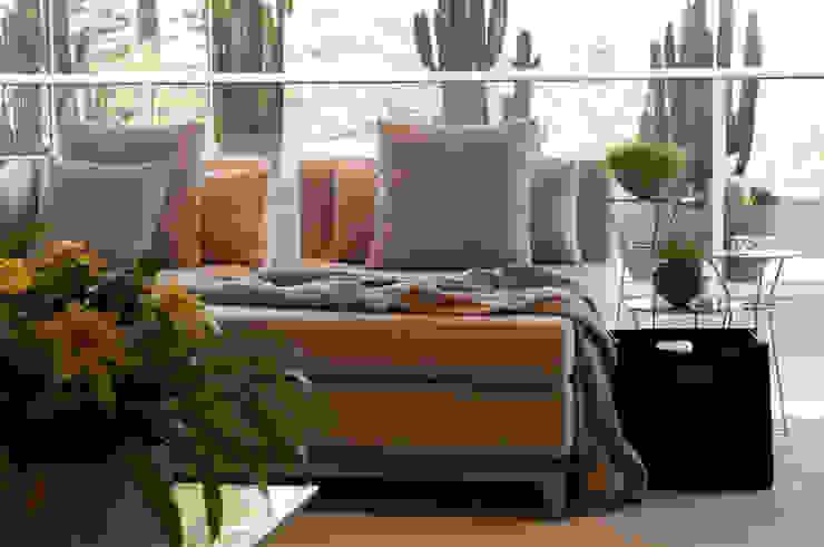Apartamento Campo Belo Salas de estar modernas por Consuelo Jorge Arquitetos Moderno