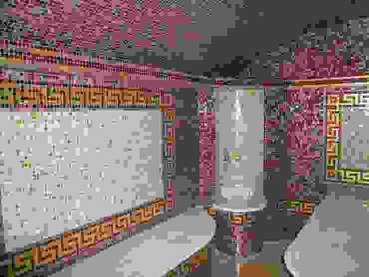 Интерьер бассейна Спа в классическом стиле от Antica Style Классический