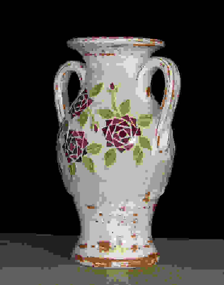 Vasos, bowls e cachepôs por Mosaico Lúbia Lópes Rústico