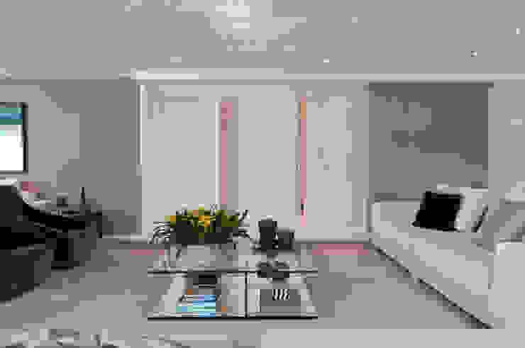 Apartamento Campo Belo Quartos modernos por Consuelo Jorge Arquitetos Moderno