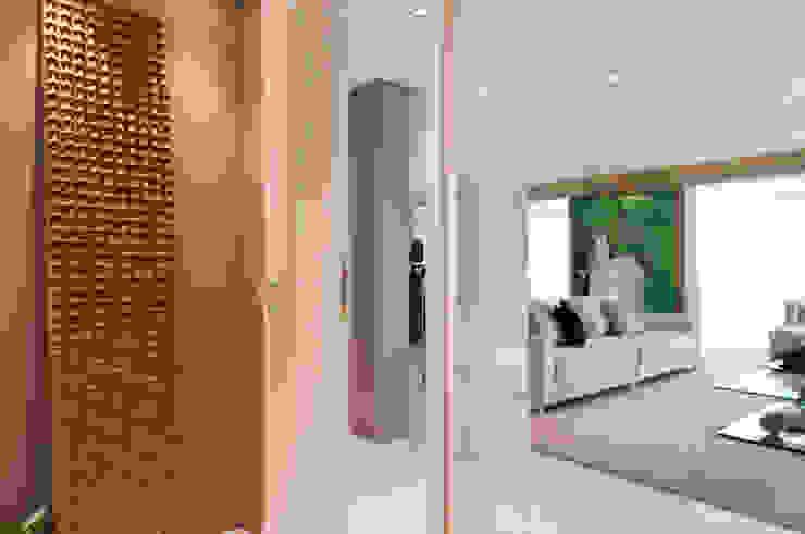 Apartamento Campo Belo Portas e janelas modernas por Consuelo Jorge Arquitetos Moderno