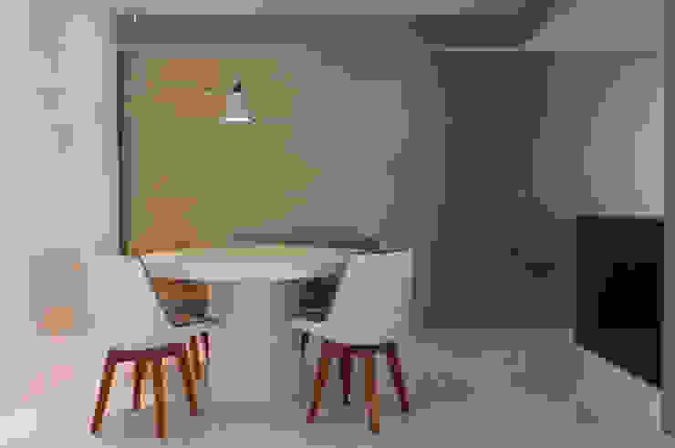 Apartamento Campo Belo Salas de jantar modernas por Consuelo Jorge Arquitetos Moderno