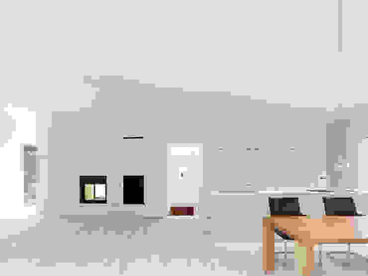 Kitchen by archifaktur, Minimalist