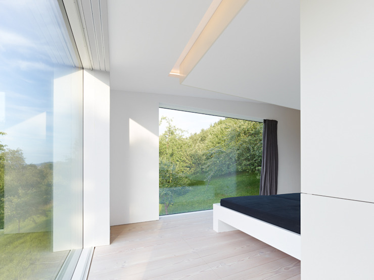 Bedroom by archifaktur, Minimalist