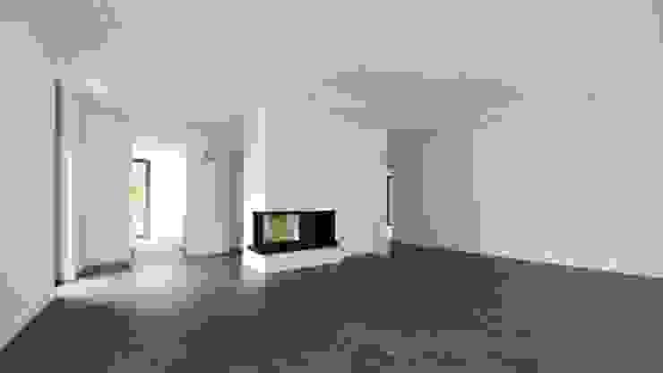 Livings modernos: Ideas, imágenes y decoración de SHSP Architekten Generalplanungsgesellschaft mbH Moderno