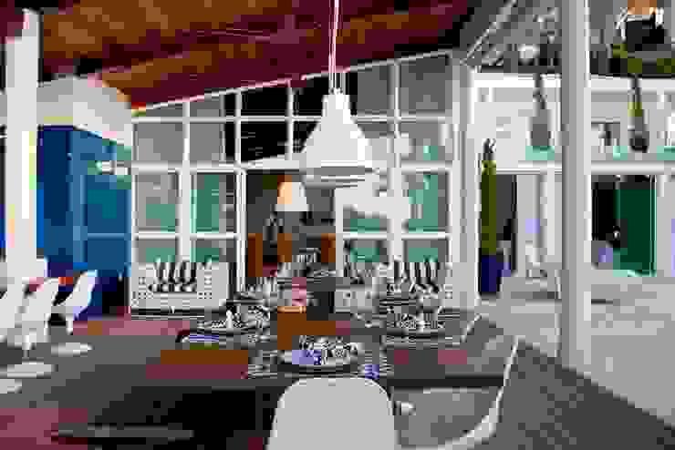 Balcones y terrazas mediterráneos de Lais Albergaria Designer Associados Mediterráneo