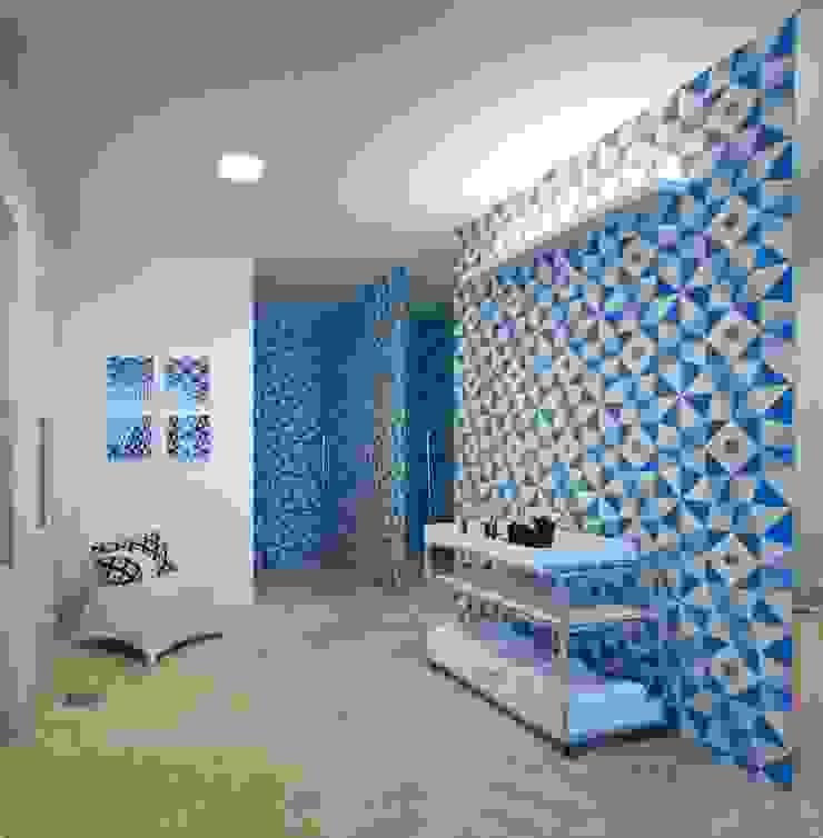 Sauna Spa mediterrâneo por Lais Albergaria Designer Associados Mediterrâneo