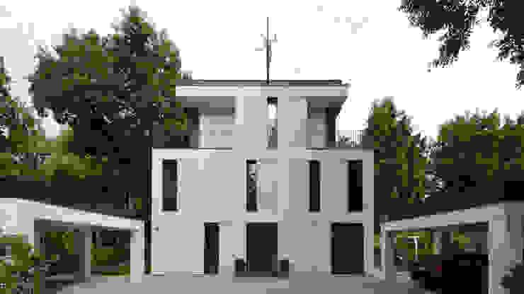 de SHSP Architekten Generalplanungsgesellschaft mbH Moderno