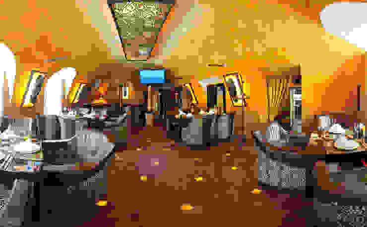 Проект интерьера ресторана <q>Сахара</q> от Antica Style Классический