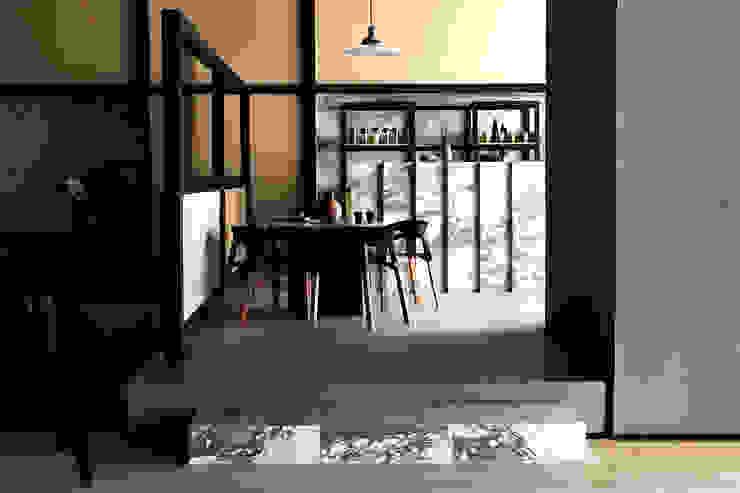 Cafeteria de Studio Marco Villa Mateos Moderno