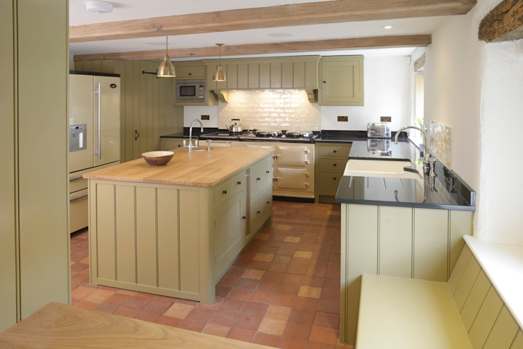 Projects / Kitchens Cocinas de estilo rural de Hartley Quinn WIlson Limited Rural