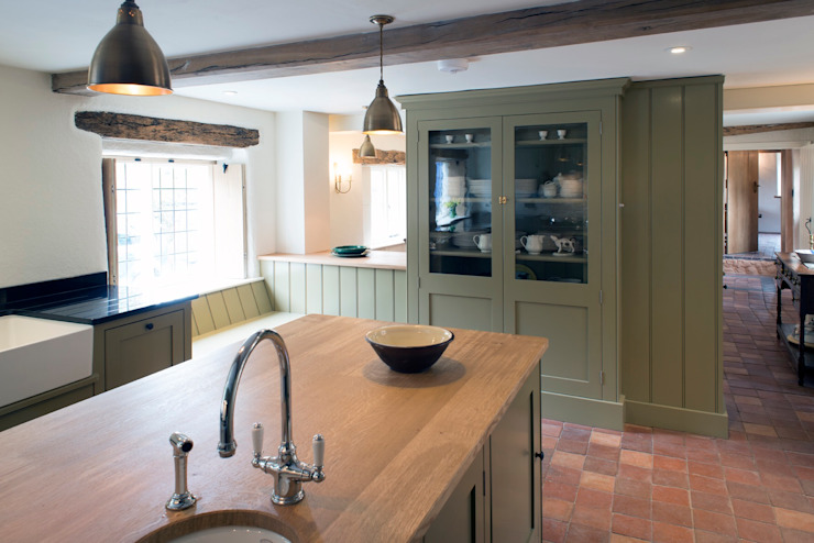 Projects / Kitchens Hartley Quinn WIlson Limited Cocinas de estilo rural