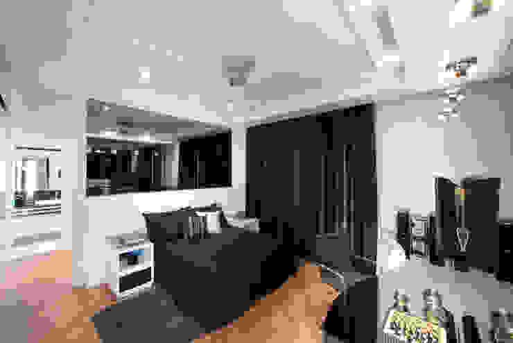 Casa Mercury Quartos modernos por Arquiteto Aquiles Nícolas Kílaris Moderno