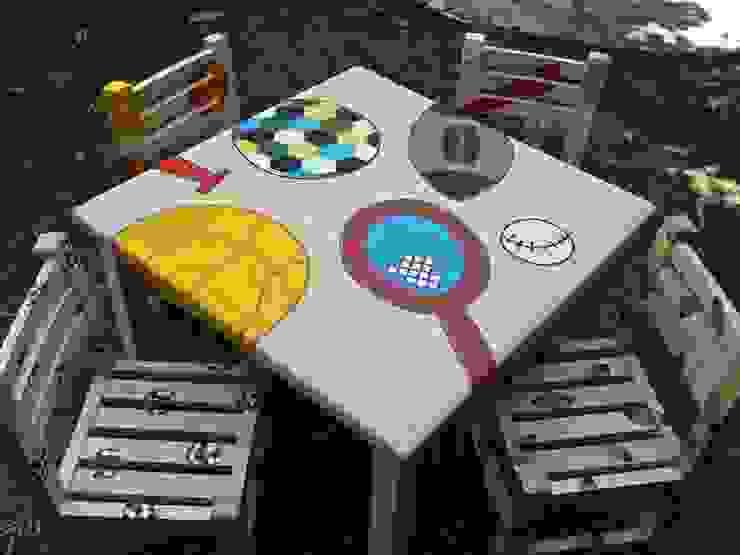 Deportes: Habitaciones infantiles de estilo  por Libel