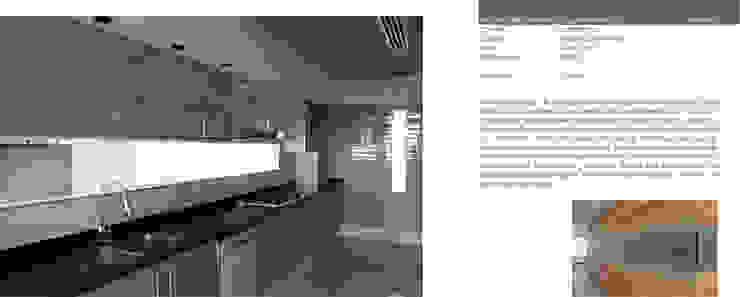 Modern Kitchen by LEAP Laboratorio en Arquitectura Progresiva Modern