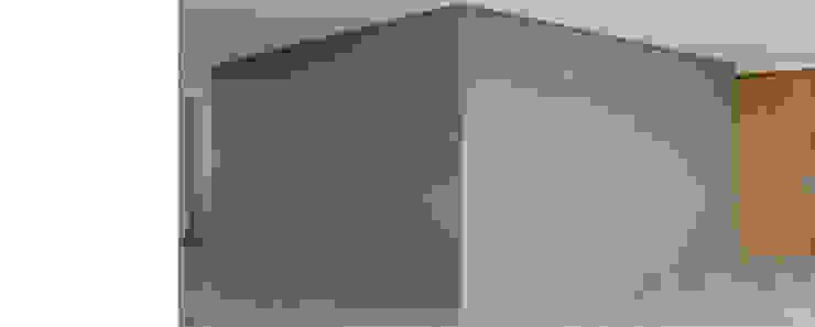 Apartamento 2A Cima Real Salones modernos de LEAP Laboratorio en Arquitectura Progresiva Moderno