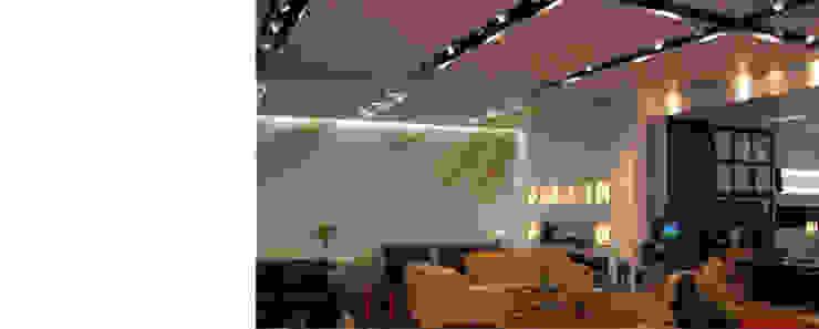 Tutto Pelle mueblería Espacios comerciales de estilo moderno de LEAP Laboratorio en Arquitectura Progresiva Moderno