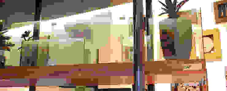 Galería Vigolari Espacios comerciales de estilo moderno de LEAP Laboratorio en Arquitectura Progresiva Moderno