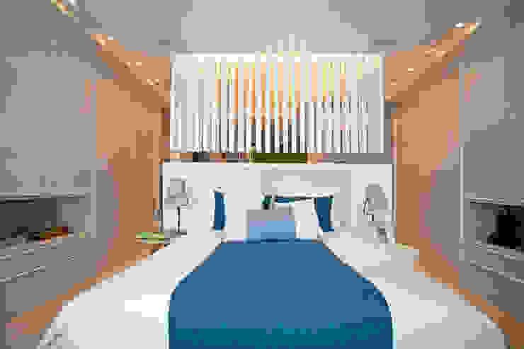 Project Quartos modernos por Cristina Grossi Arquitetura Moderno