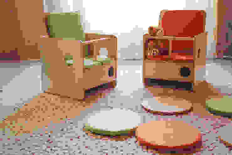 SILLA BEBÉ OSIT de nuun kids design Escandinavo