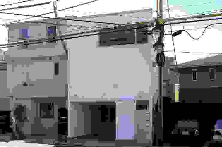 good-shelf モダンな 家 の 岡村泰之建築設計事務所 モダン