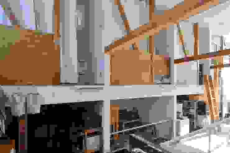 good-shelf モダンスタイルの寝室 の 岡村泰之建築設計事務所 モダン