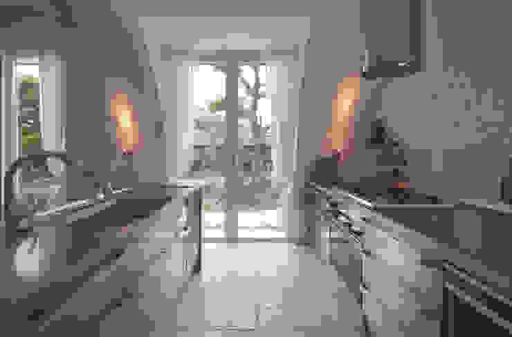 Garden and living Cuisine rustique par 有限会社 TEPEE HEART Rustique