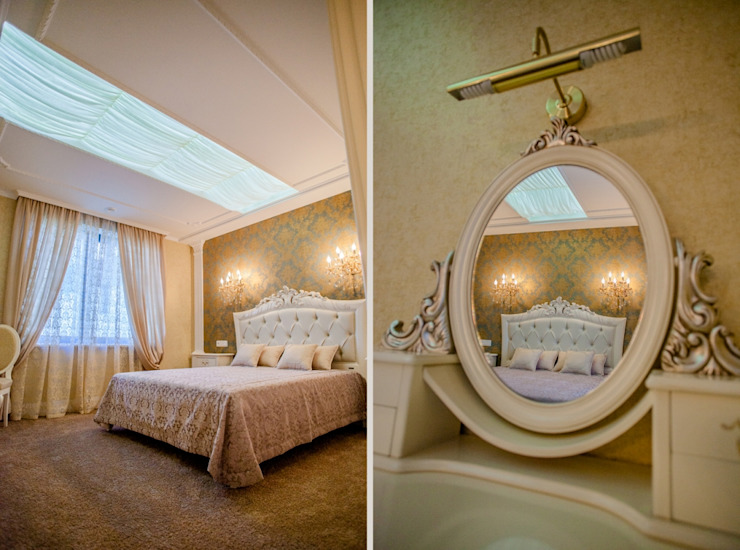 Classic style bedroom by Center of interior design Classic